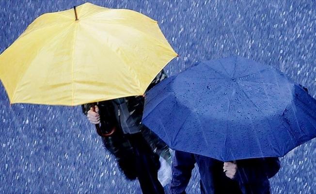 Üç bölge için yağış uyarısı