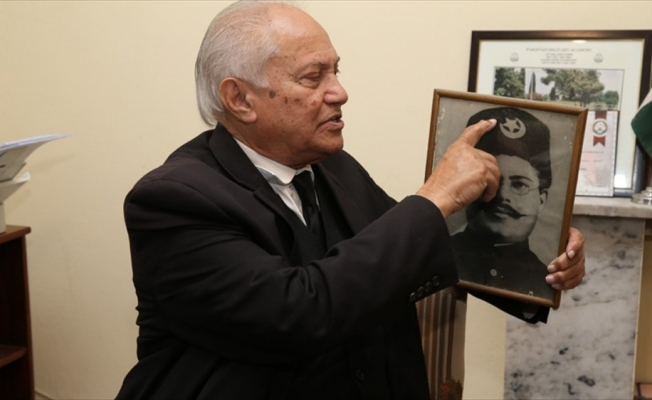 Vardag'ın oğlu Asaf: Babam ömrünü Türkiye ve Pakistan'ın bağımsızlığı için harcadığını söyledi