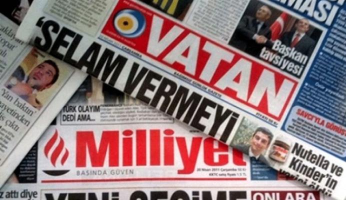Ve Bir Devir Kapandı! Vatan Gazetesi Yayın Hayatına Son Verdi!