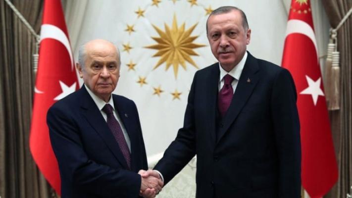 AK Parti ve MHP Ankara İle Adana'da Ortak Miting Yapabilir