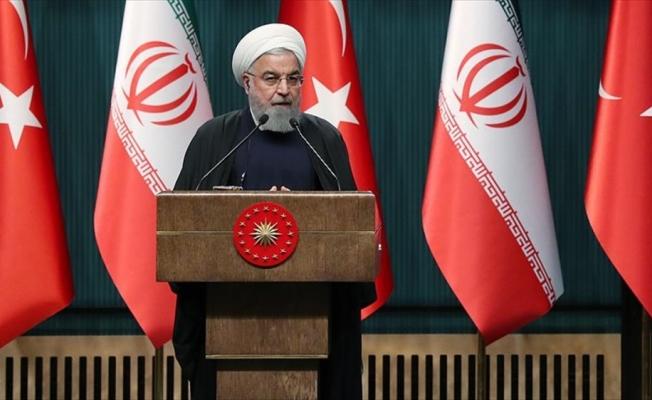 İran Cumhurbaşkanı Ruhani: Türkiye ile hemfikiriz