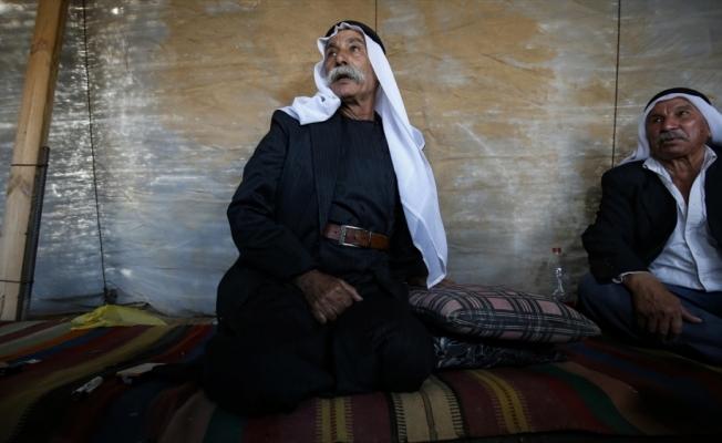 İsrail'in 137 kez yıktığı bir Filistin köyünün tarihi acılarla dolu