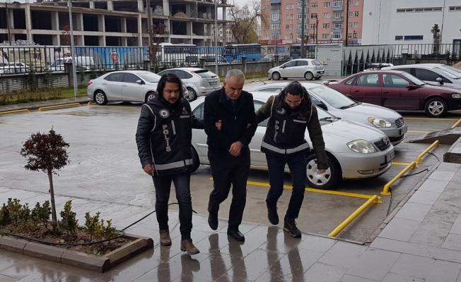 Niğde'de rüşvet aldığı iddia edilen memur tutuklandı