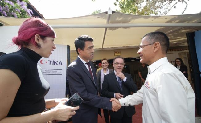 TİKA'nın Venezuela'daki projeleri
