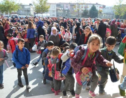 Türkiye'nin En Kalabalık İlkokulu!