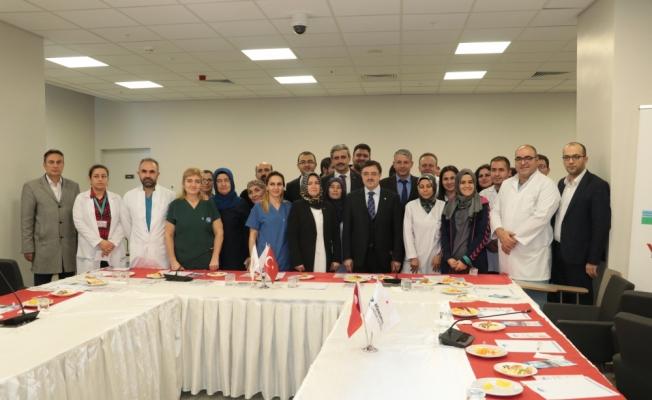 Yozgat Ağız ve Diş Sağlığı Merkezi yeni yılda açılacak