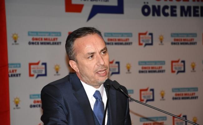 AK Parti Kırşehir Aday Tanıtım Toplantısı