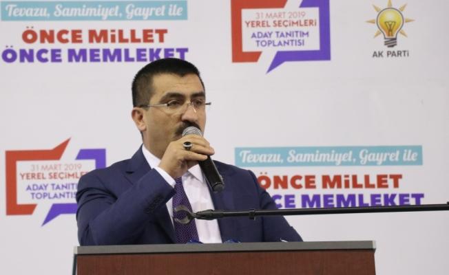 AK Parti Niğde Aday Tanıtım Toplantısı