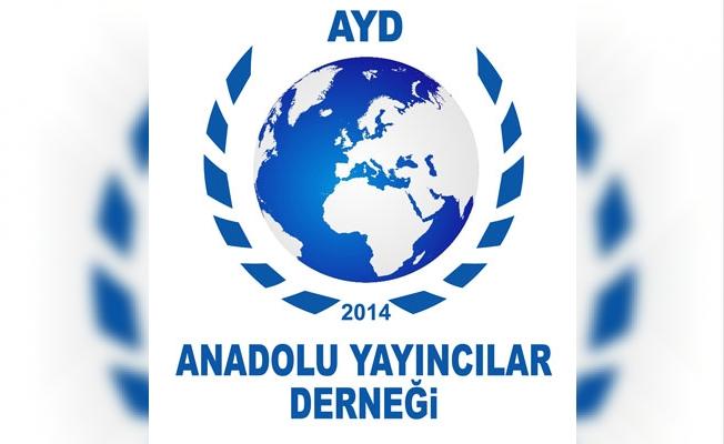 """AYD Başkanı Burhan: """"Yeni RTÜK Başkanı Şahin'i Tebrik Ediyoruz"""""""