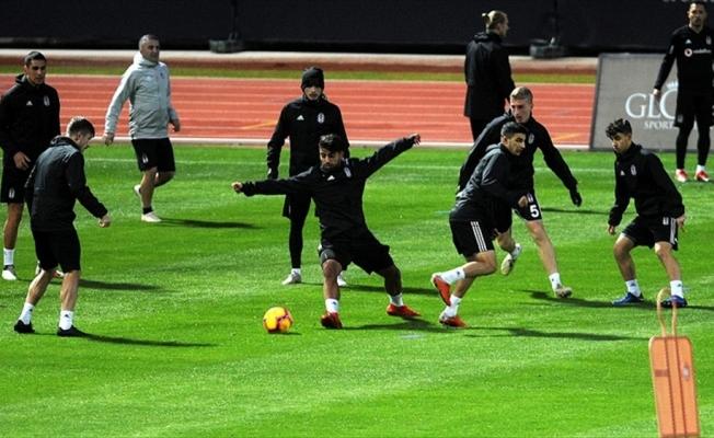 Beşiktaş'ın hazırlık maçı iptal oldu