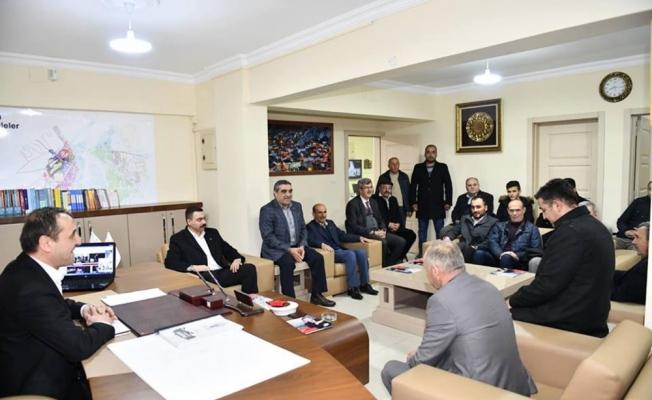 Beypazarı'nda Cumhur İttifakı buluşması