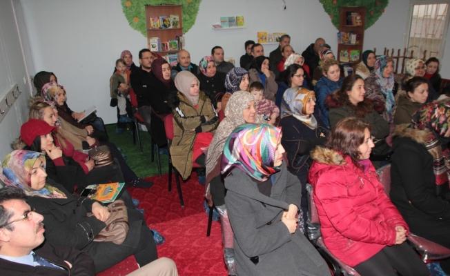 Beypazarı'nda güvenli internet bilgilendirme toplantısı