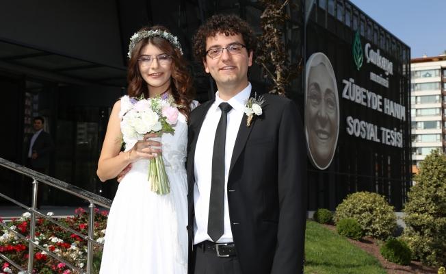 Çankaya'da Evlenme İstatistikleri!