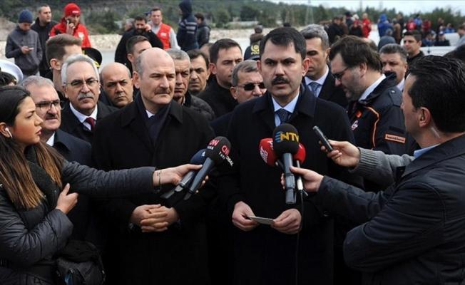 Çevre ve Şehircilik Bakanı Kurum: Antalya'daki hortumda 315 binada hasar tespit ettik