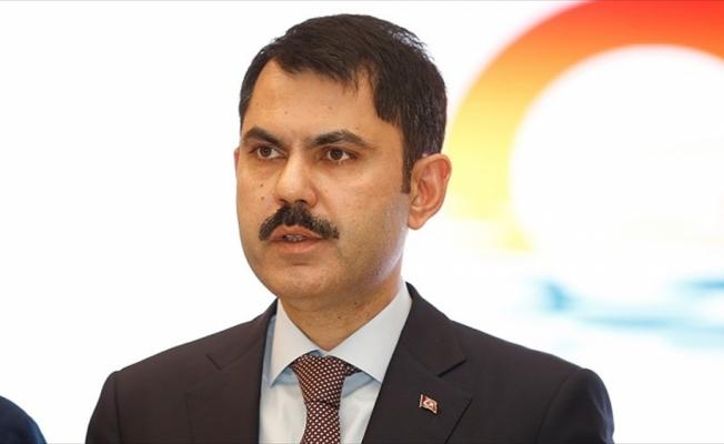 Çevre ve Şehircilik Bakanı Kurum: Hedefimiz yılda 300 bin kentsel dönüşüm projesi gerçekleştirmek