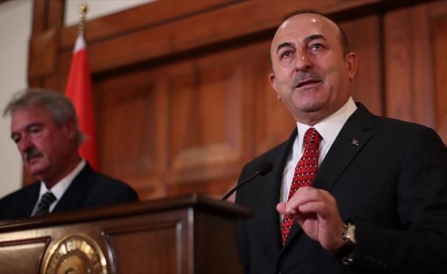 Dışişleri Bakanı Çavuşoğlu: Stratejik ortaklar sosyal medya üzerinden konuşmaz
