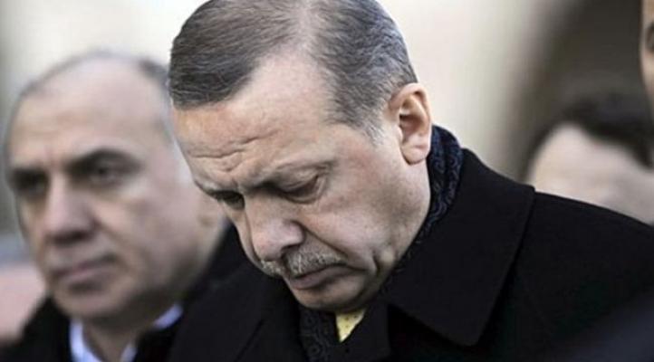 Erdoğan'a acı haber