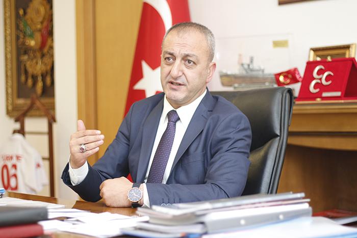 Fatih Çetinkaya: ''Ankara'nın Bir Maceraya İhtiyacı Yok''