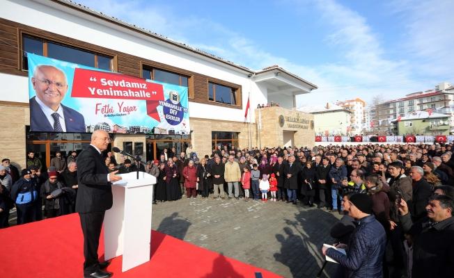 Yakacık Kültür Merkezi açıldı