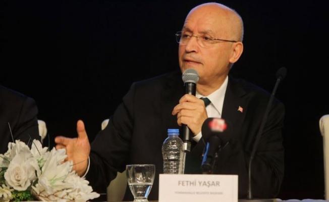 """Yaşar: """"Yenimahalle'de biz ihaleye çıkmıyoruz kendimiz üretiyoruz"""""""