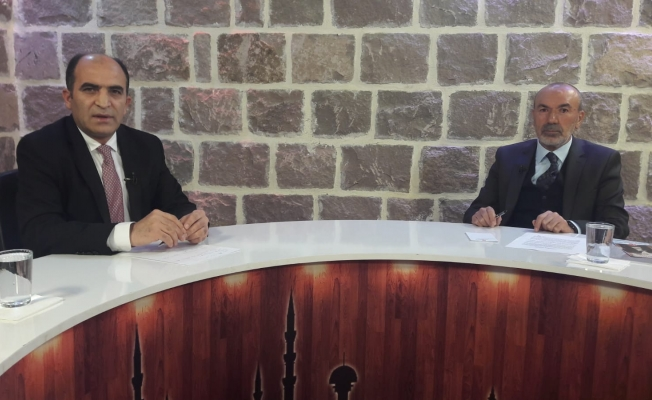 """Yaşar Yıldırım: """" Veysel Tiryaki Yenimahalle için Büyük Şans"""""""