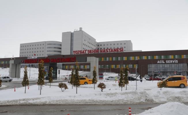 Yozgat Şehir Hastanesi 2 yaşında