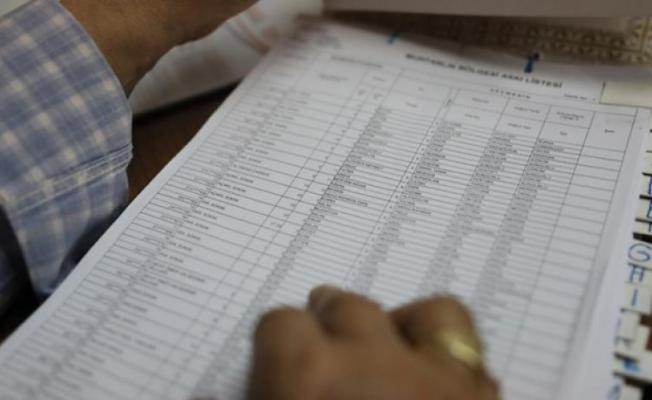 YSK, 6 bin kişiyi ölümsüzleştirdi: 165 yaşında seçmen!