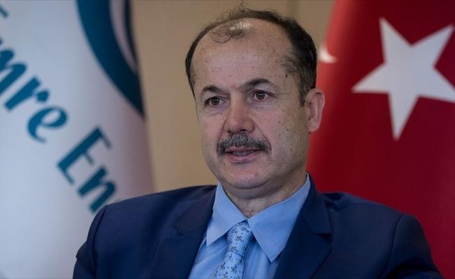 Yunus Emre Enstitüsü Başkanı Ateş: Türk yatırımcılar farklı coğrafyalara açılmalı