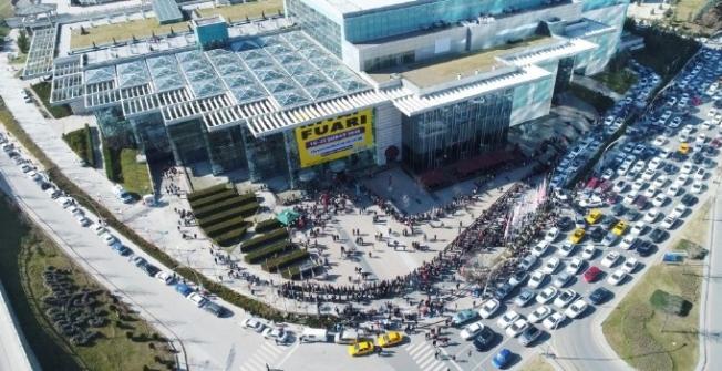 13. Ankara Kitap Fuarı açılıyor