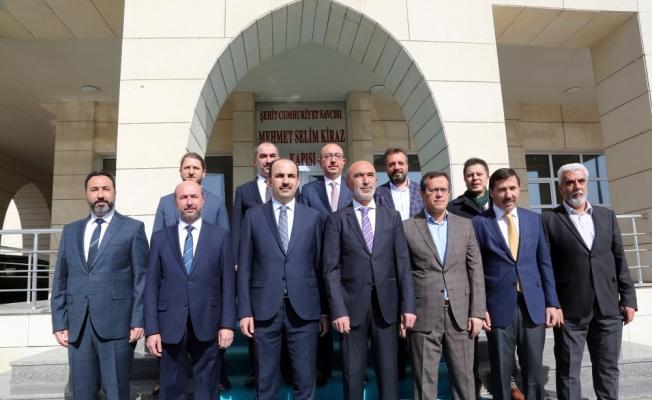 AK Parti adayları başvurusunu yaptı