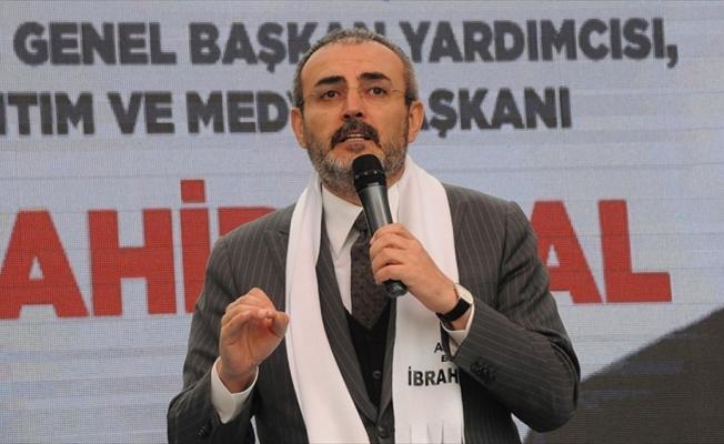 AK Parti Genel Başkan Yardımcısı Ünal: Kandil'in uzantısı HDP, CHP ve İYİ Parti ile ittifak yapıyor