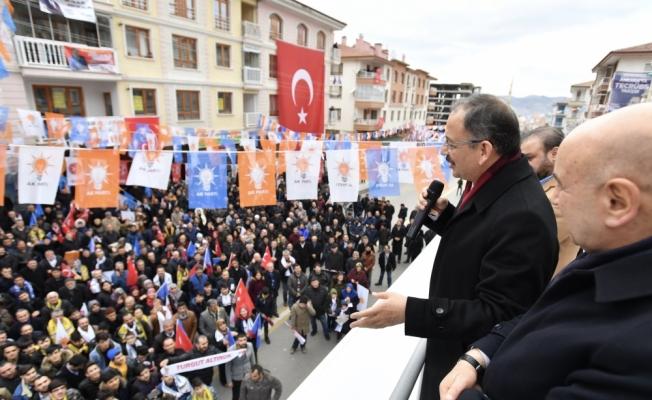 """""""Bir daha PKK belası çıkamayacak"""""""