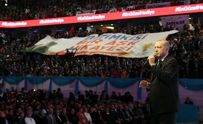 Cumhurbaşkanı Erdoğan: Sandıktan çıkan irade bizim için değerlidir