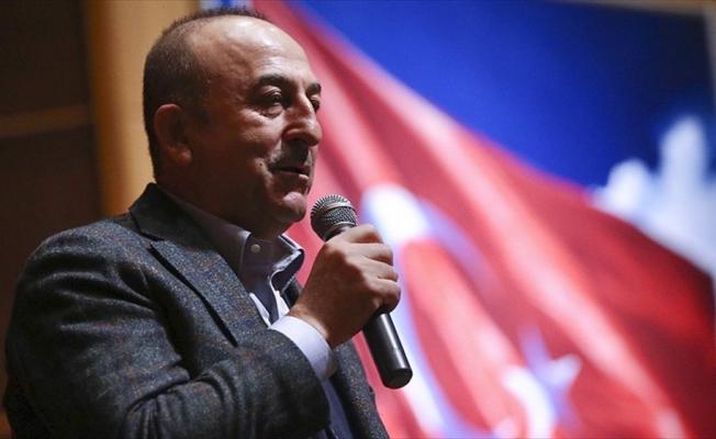 Dışişleri Bakanı Çavuşoğlu: Kurdukları ittifakın içerisinde PKK var
