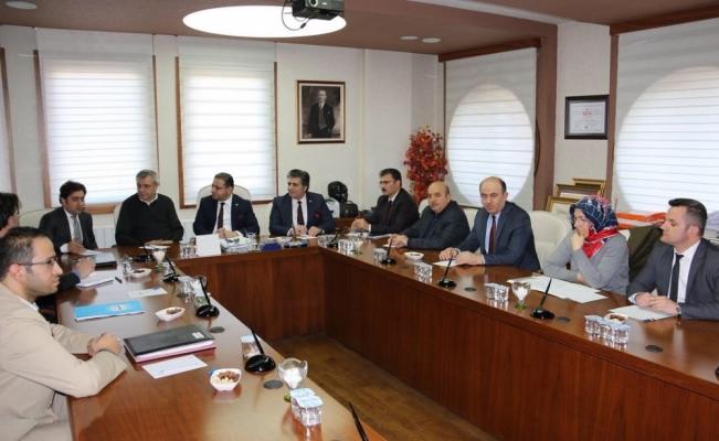 İŞKUR Sivas TSO'da bilgilendirme toplantısı yaptı