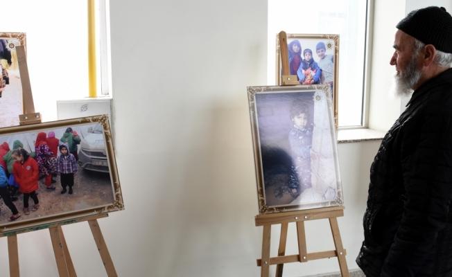 Kırıkkale'de resim sergisi