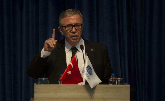 Mansur Yavaş, Başkent OSB'yi ziyaret etti