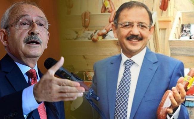 Mehmet Özhaseki, Kılıçdaroğlu'ndan kazandığı tazminatla Ankara Döneri dağıtılacak.