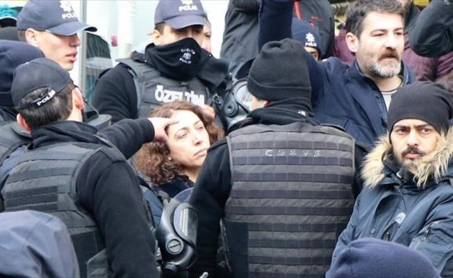 Polis memurunun kolunu ısıran HDP'li milletvekiline soruşturma