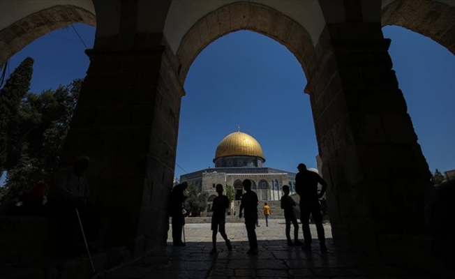 Uluslararası Kudüs Vakfı'ndan 'Mescid-i Aksa tehlikede' uyarısı
