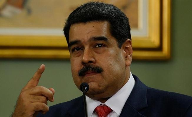 Venezuela Devlet Başkanı Maduro: Trump'ın savaş nedeni Venezuela'nın petrolüdür