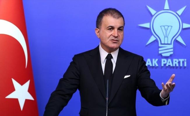 AK Parti Sözcüsü Çelik: AP'nin Türkiye kararı bizim açımızdan değersiz bir karar