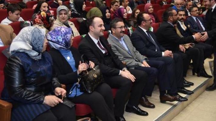 AK Parti'li Tiryaki: Engelliler için eğitim kompleksi yapacağız