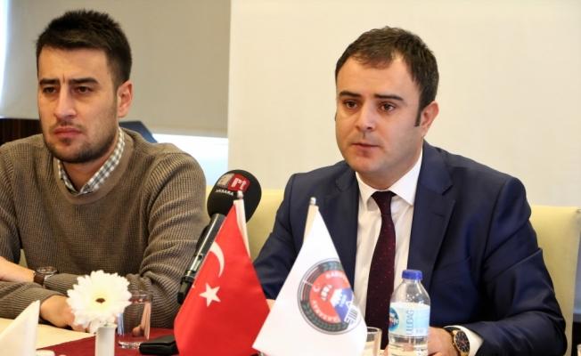 Aksaray Baro Başkanı Ramazan Erhan Toprak: