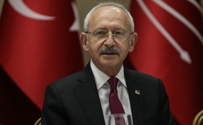 CHP Genel Başkanı Kılıçdaroğlu: İşsizlik, bütün olumsuzlukları kucaklayan bir sorun