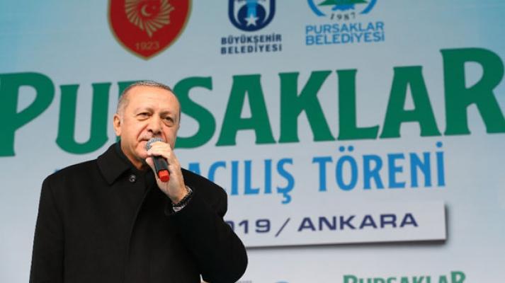 Cumhurbaşkanı Erdoğan'dan sert tepki: Kendine gel kendine