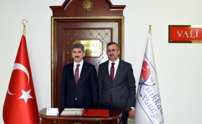 İçişleri Bakan Yardımcısı Muhterem İnce Kırıkkale'de