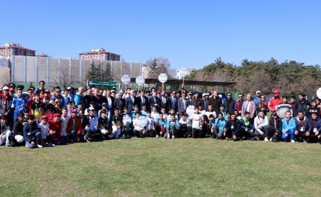 Kayseri'de beyzbol heyecanı