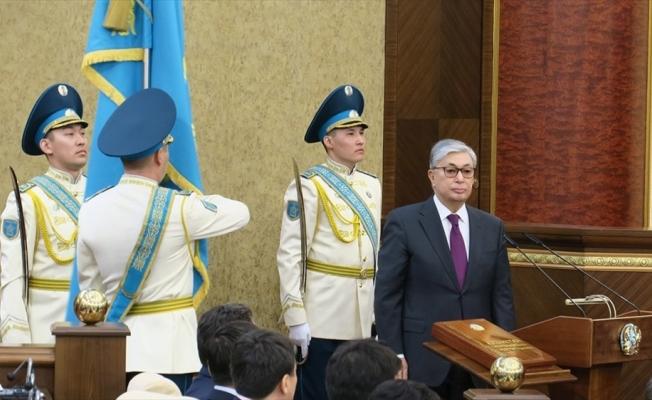 Kazakistan'ın yeni Cumhurbaşkanı Tokayev oldu