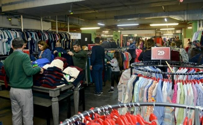 Markalar 'İstanbul Optimum Outlet Garaj Günleri'nde dikkati çeken fiyatlarla satışta